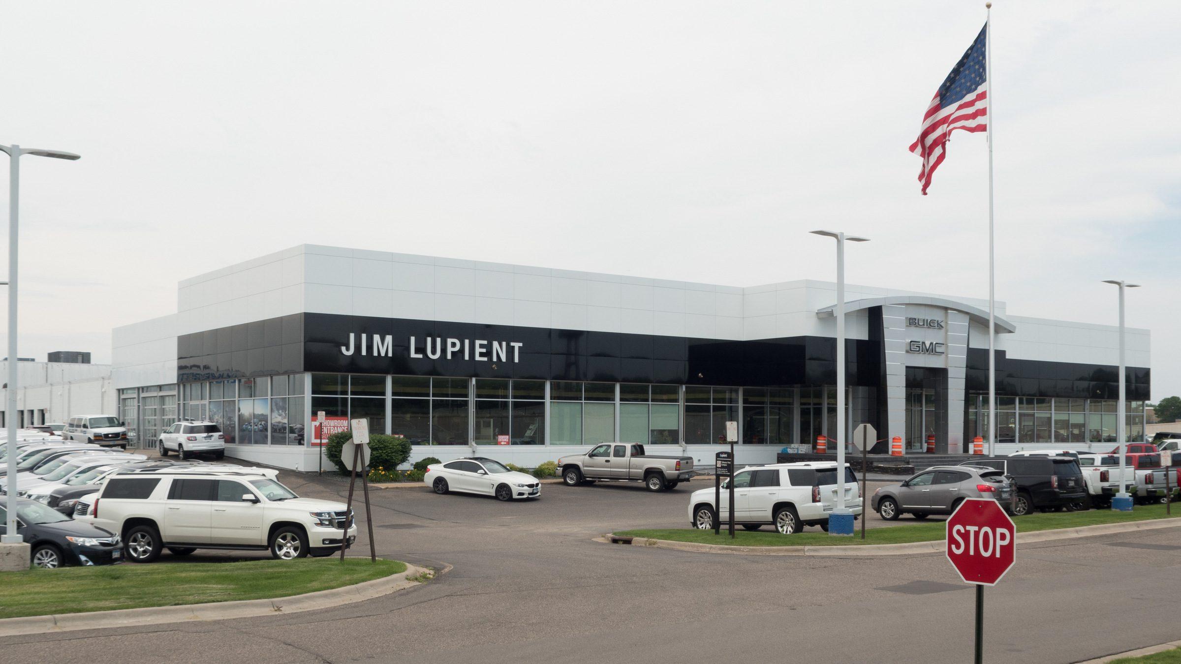 Jim Lupient Buick GMC